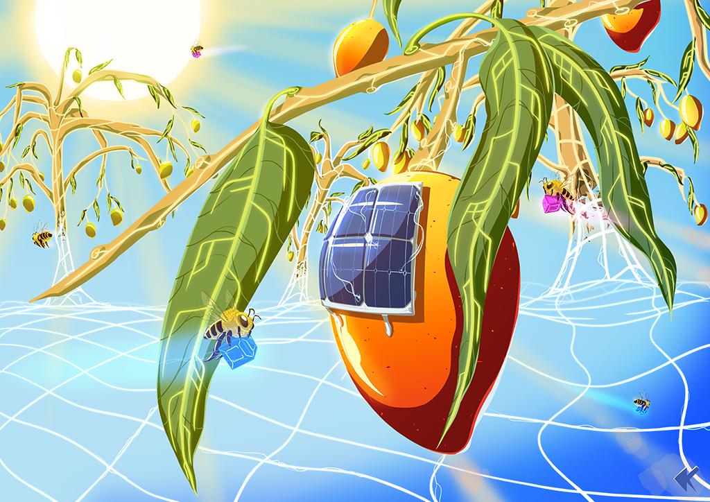 Digital Mango NFT